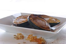Acorn Squash with Applesauce