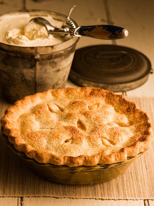 Old-Fashioned Apple Pie - Chef Michael Smith
