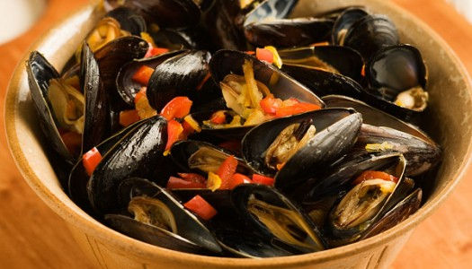 Steamed Mussels 10 Ways