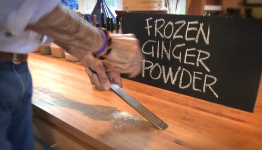 Frozen Ginger Powder